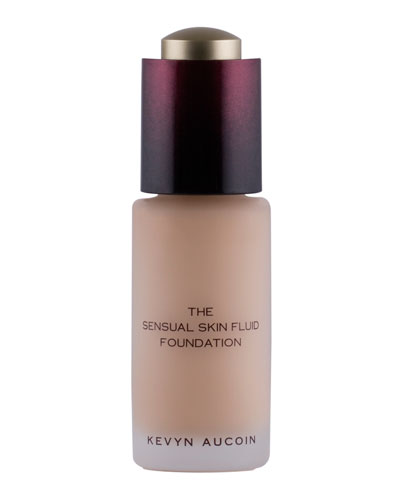 The Sensual Skin Fluid Foundation  20 mL
