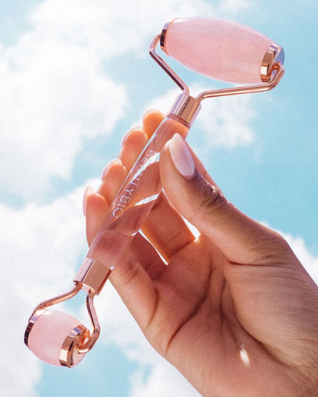 BeautyBio Rose Quartz Facial Beauty Roller
