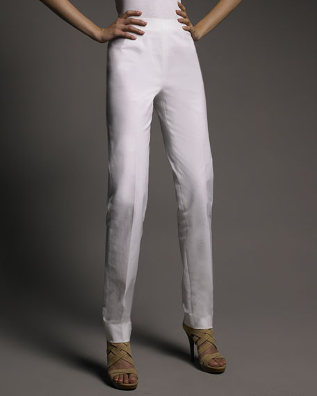 Marion Side-Zip Pants