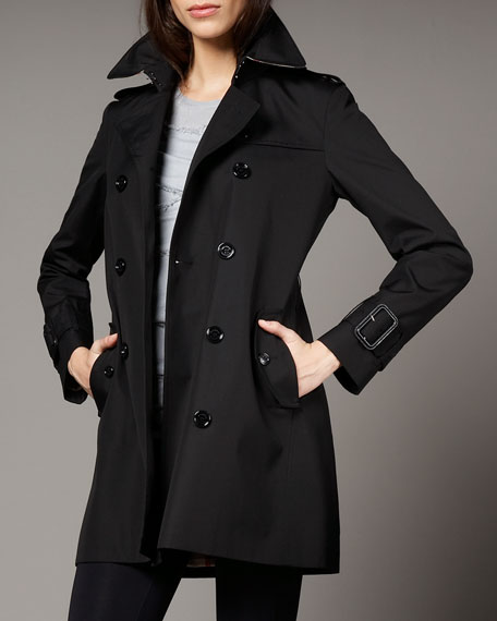 Marystow Coat, Black