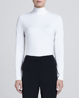 St. John Collection Turtleneck Shell