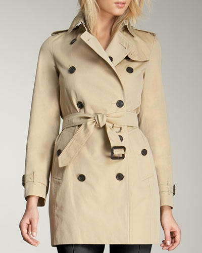 Burberry London Gabardine Trenchcoat