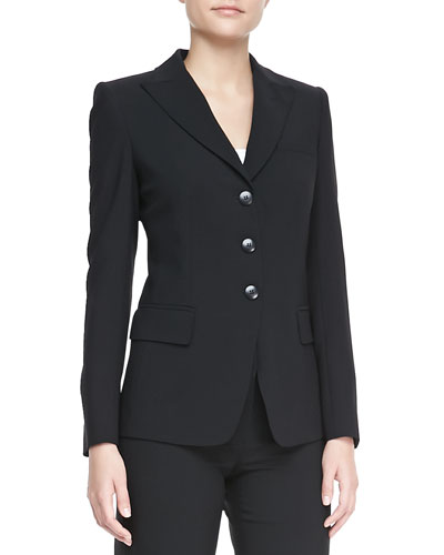 Armani Collezioni Three-Button Jacket