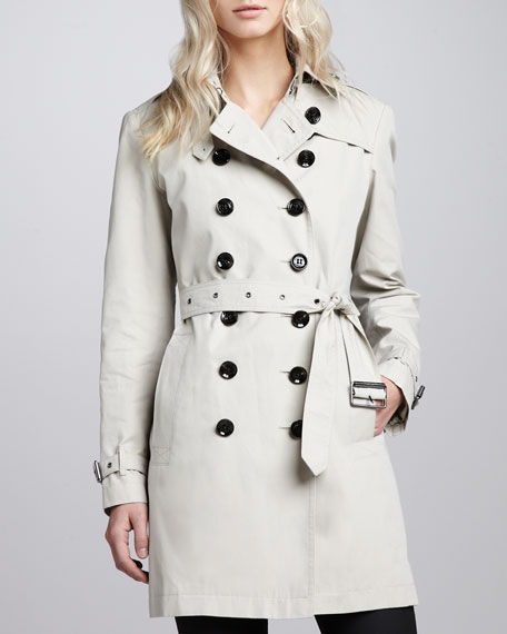 Classic Cotton Trenchcoat