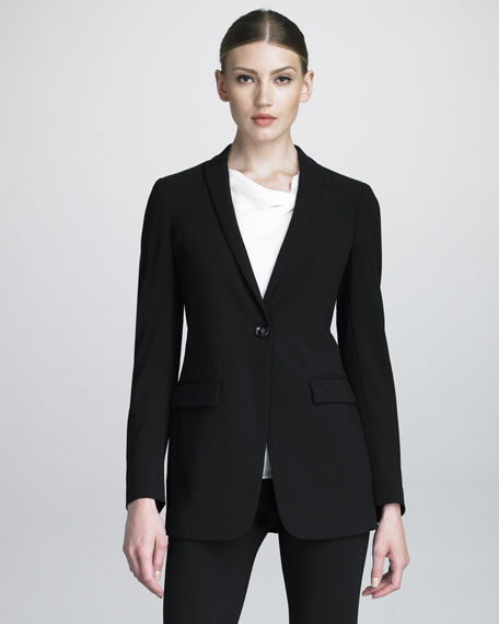 One-Button Jacket