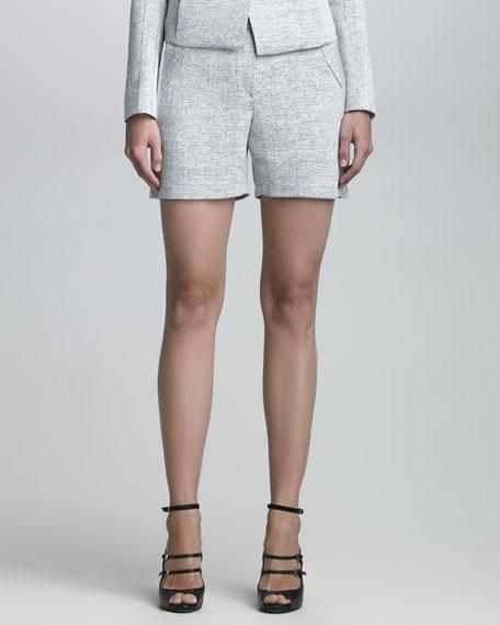 Basketweave Shorts