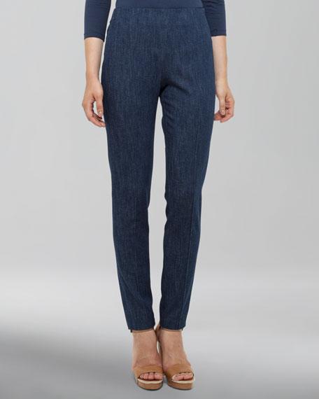 Melissa Side-Zip Pants
