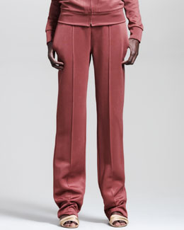 Bottega Veneta Seamed Track Pants