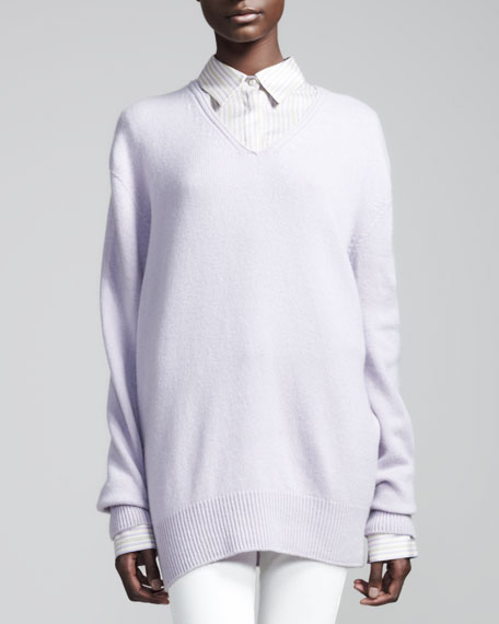 Cashmere Boyfriend Sweater