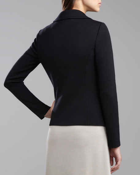 Milano Fitted Jacket