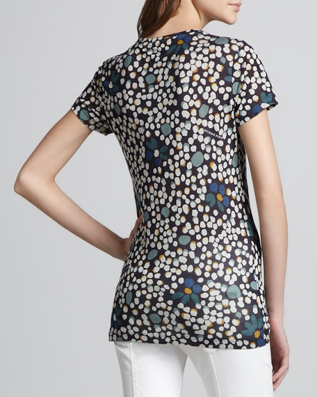 Dotted Modal Tee