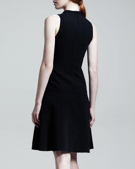 Full Drop-Waist Dress
