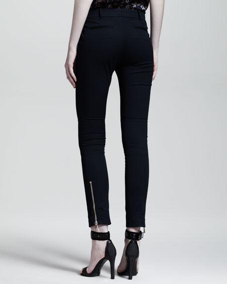 Filton Skinny Stretch-Cotton Motorcycle Pants
