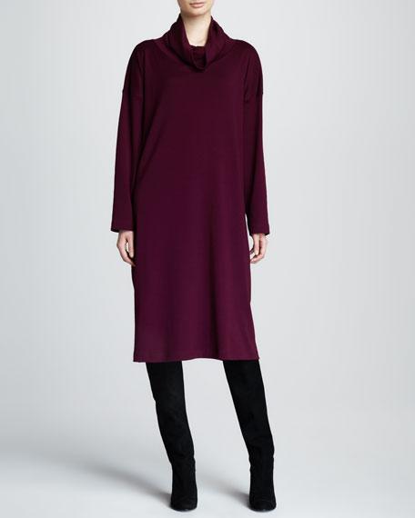 A-Line Pima Cotton Monk's Dress