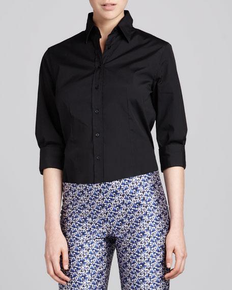 3/4-Sleeve Classic Shirt