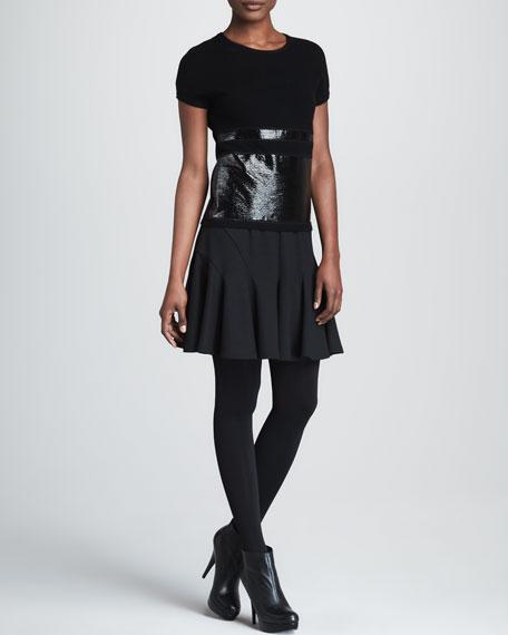 Yoked Skirt