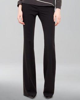 "Akris ""FARRAH"" pant, wool double"