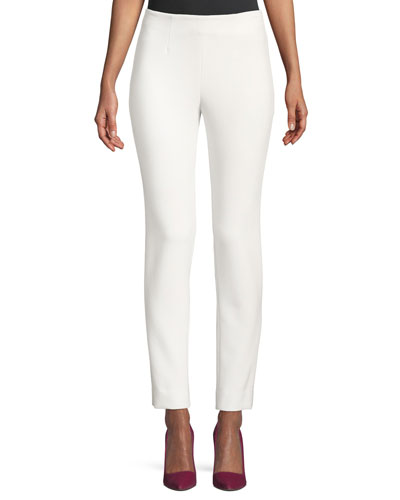 Cropped Catherine Pants, Ivory