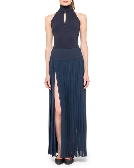 Long Georgette Skirt 110