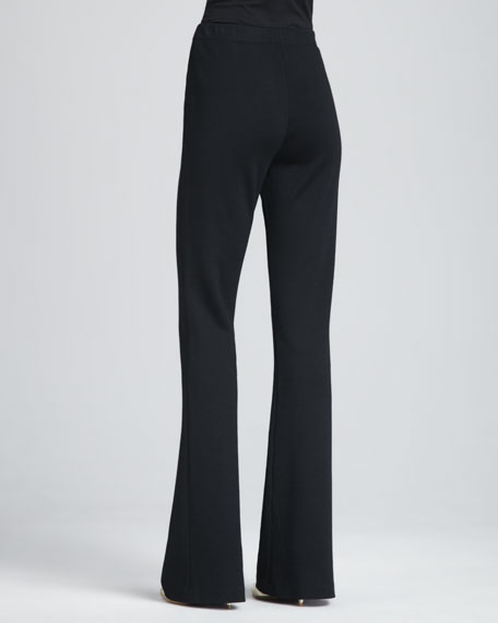 Kasia Milano Boot-Cut Pants