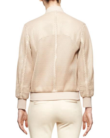 Honeycomb Mesh Jacket