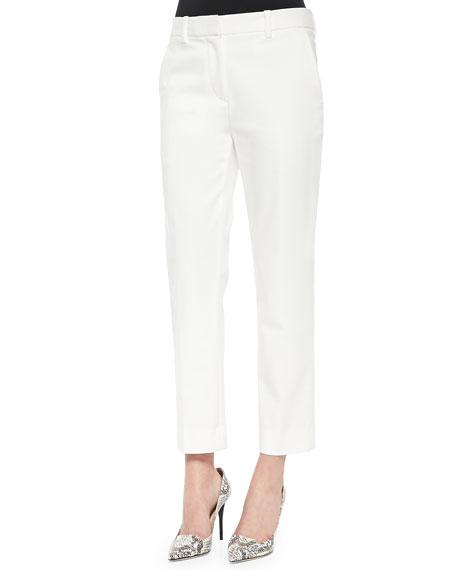 3.1 Phillip LimClassic Pencil Pants, Antique White