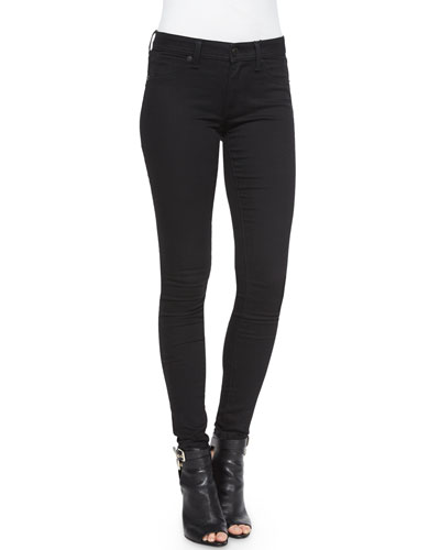 Travel Denim Skinny Jeans