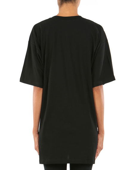 """Shop Sign"" Short-Sleeve T-Shirt, Black"