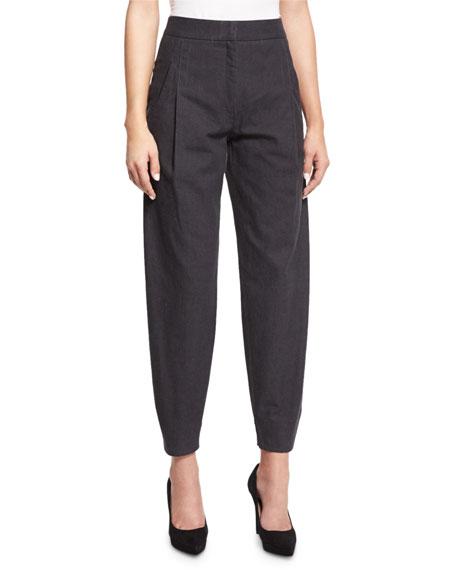 Co Modern Jodhpur Jeans, Charcoal