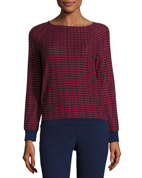 Armani Collezioni Coat, Sweater & Pants
