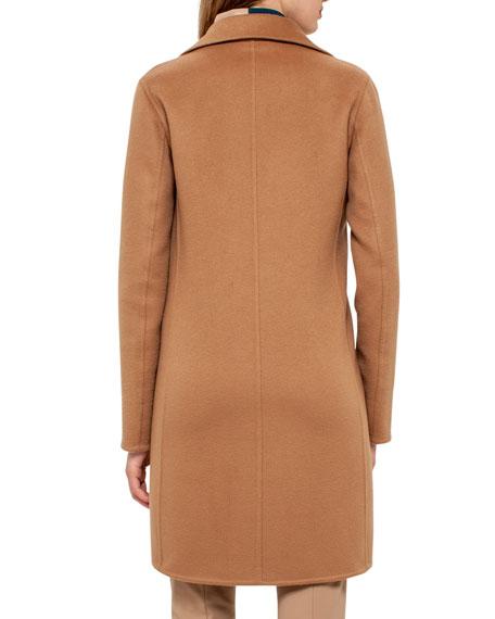 Jaspar Cashmere Coat, Camel