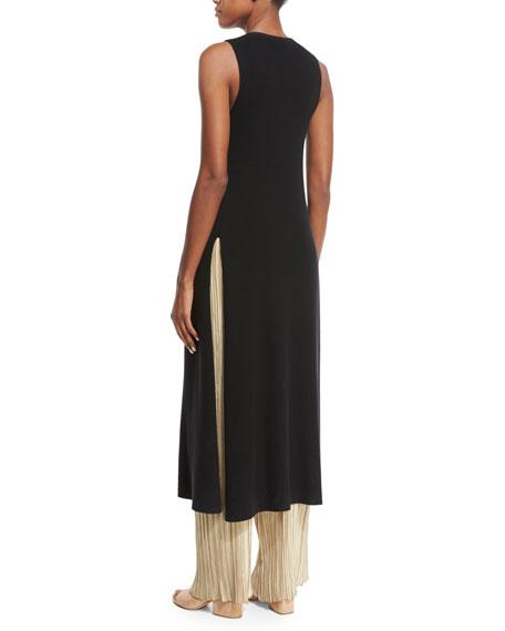 Nerin Crossover Long Tunic, Black