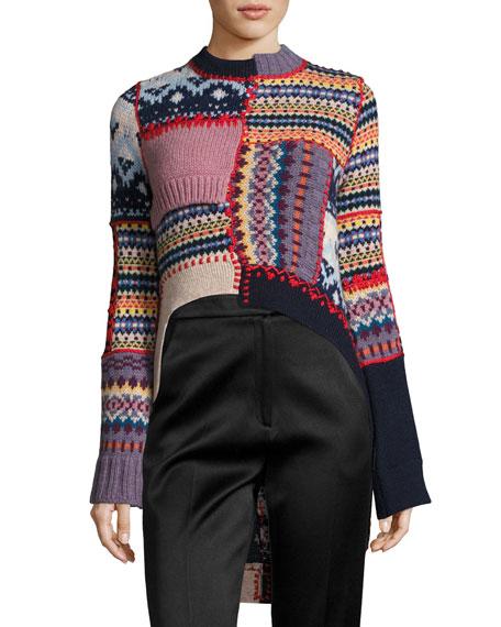 Alexander McQueen Sweater & Jeans