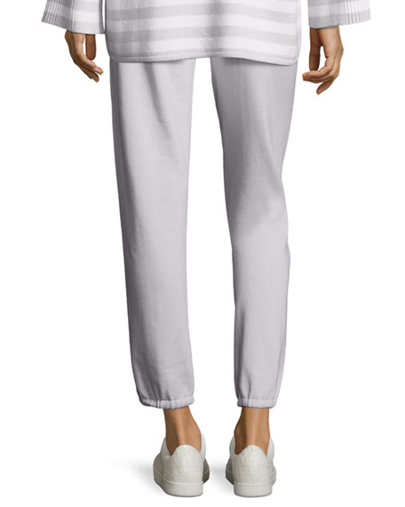 Drawstring Cashmere Lounge Pants
