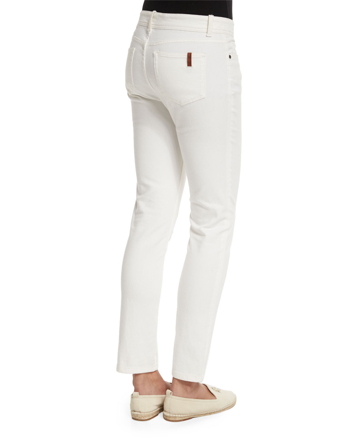 Mathias Slim-Leg Ankle Jeans Loro Piana Buy Cheap Best Store To Get Amazing Price Cheap Price Whole World Shipping With Paypal Xb0G2q