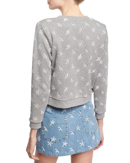 Mickey Mouse Sweatshirt, Gray