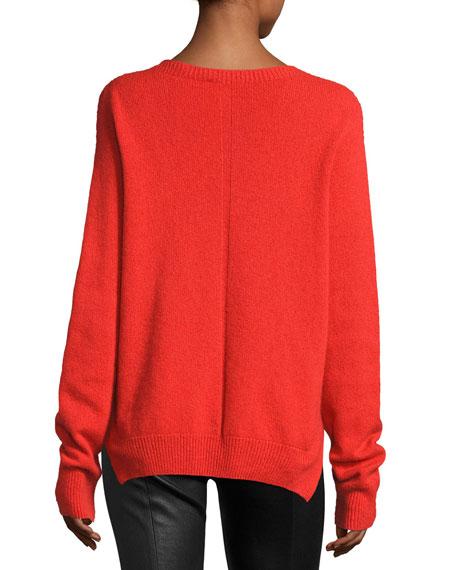 Ellet Knit Crewneck Sweater