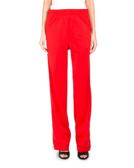 Givenchy Neoprene Logo-Branded Track Pants