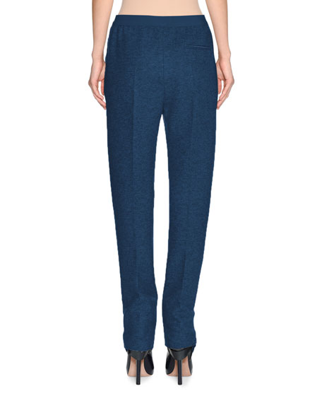 Platino Light Cashmere Trousers