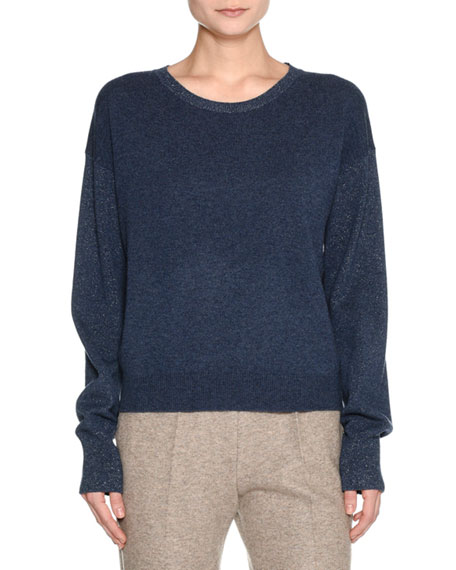 Relaxed Fine Cashmere Sweater