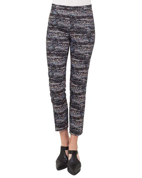 Akris punto Franca Twilight City Pants and Matching