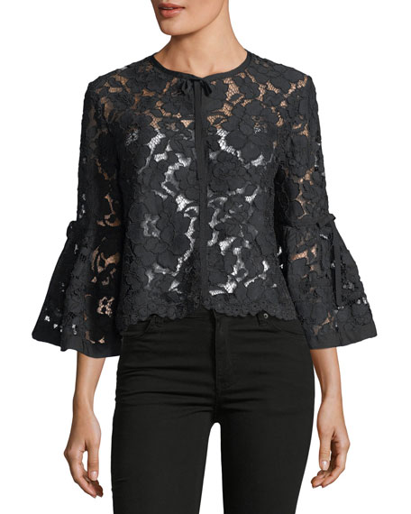 Lela Rose Full Sleeve Bolero