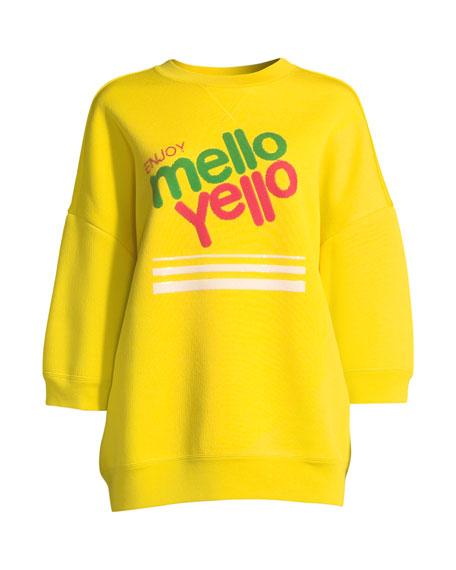 Mello Yello™ Crewneck Pullover Sweatshirt
