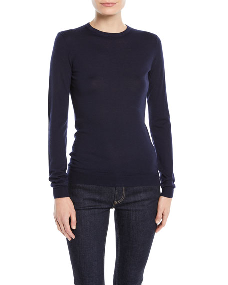 Ralph Lauren Collection Cashmere Crewneck Pullover Sweater