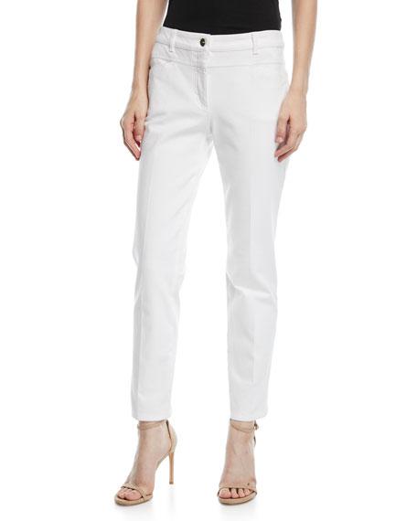 Teresa Straight-Leg Jeans
