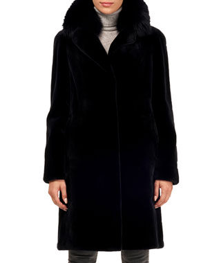 559835d0d Fur & Faux FurJackets & Coats at Neiman Marcus
