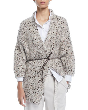3e244c42034 Women's Premier Designer Sweaters at Neiman Marcus