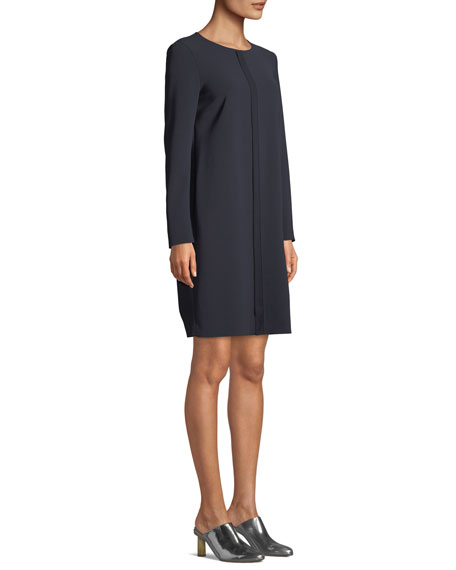 Maxmara Cirinio Long-Sleeve Shift Dress