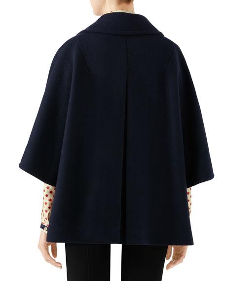 Gucci Military Cloth Caban Jacket