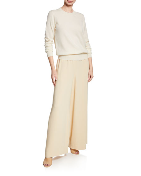 THE ROW Pavel Wide-Leg Pants